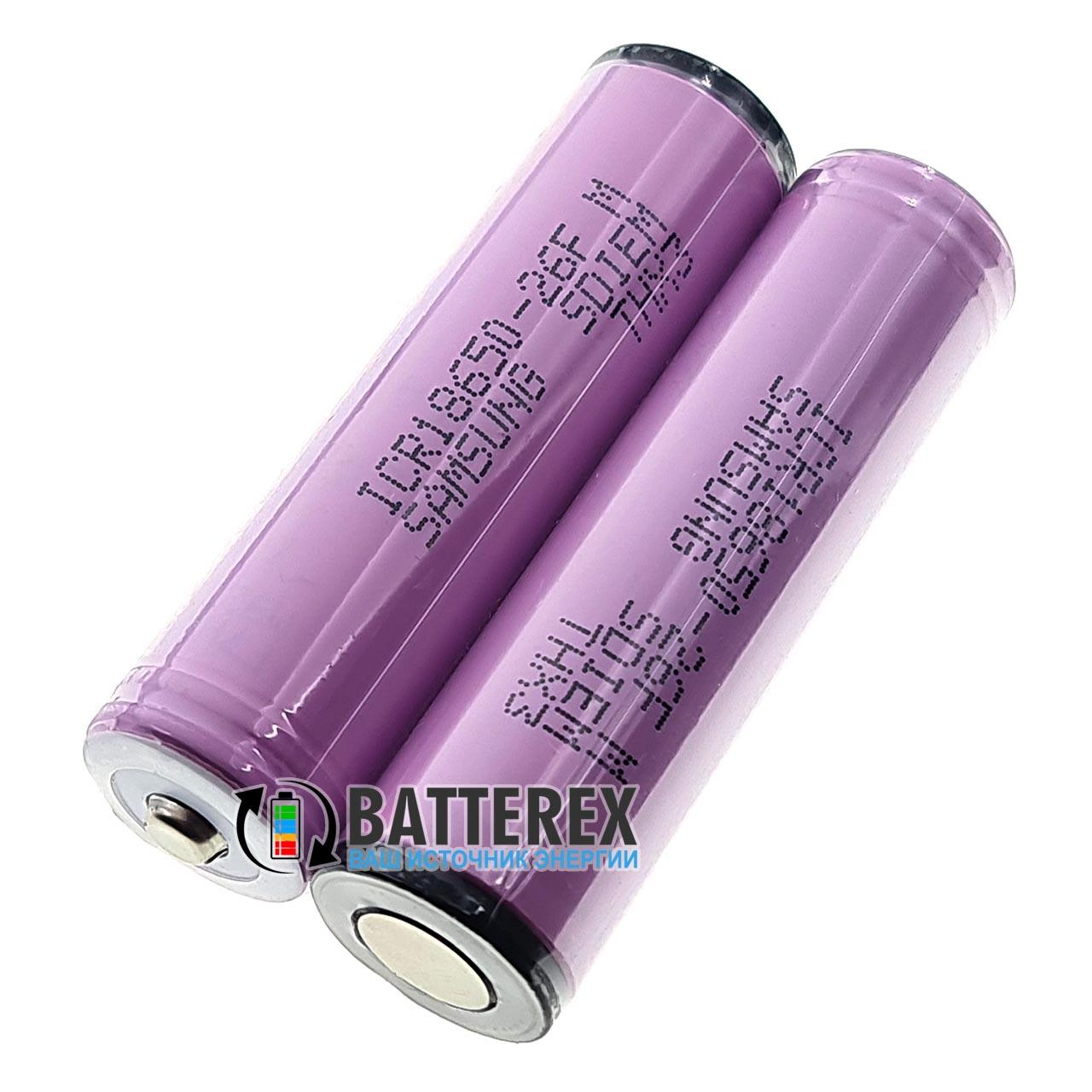 18650 Samsung 26F 2600mah 3.7V Protected