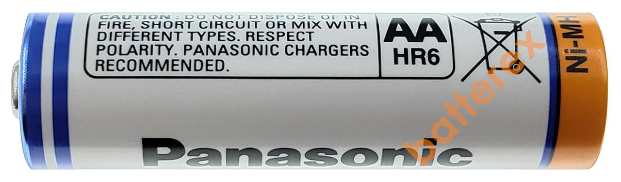 AA Panasonic 2700mah BK-3HGAE