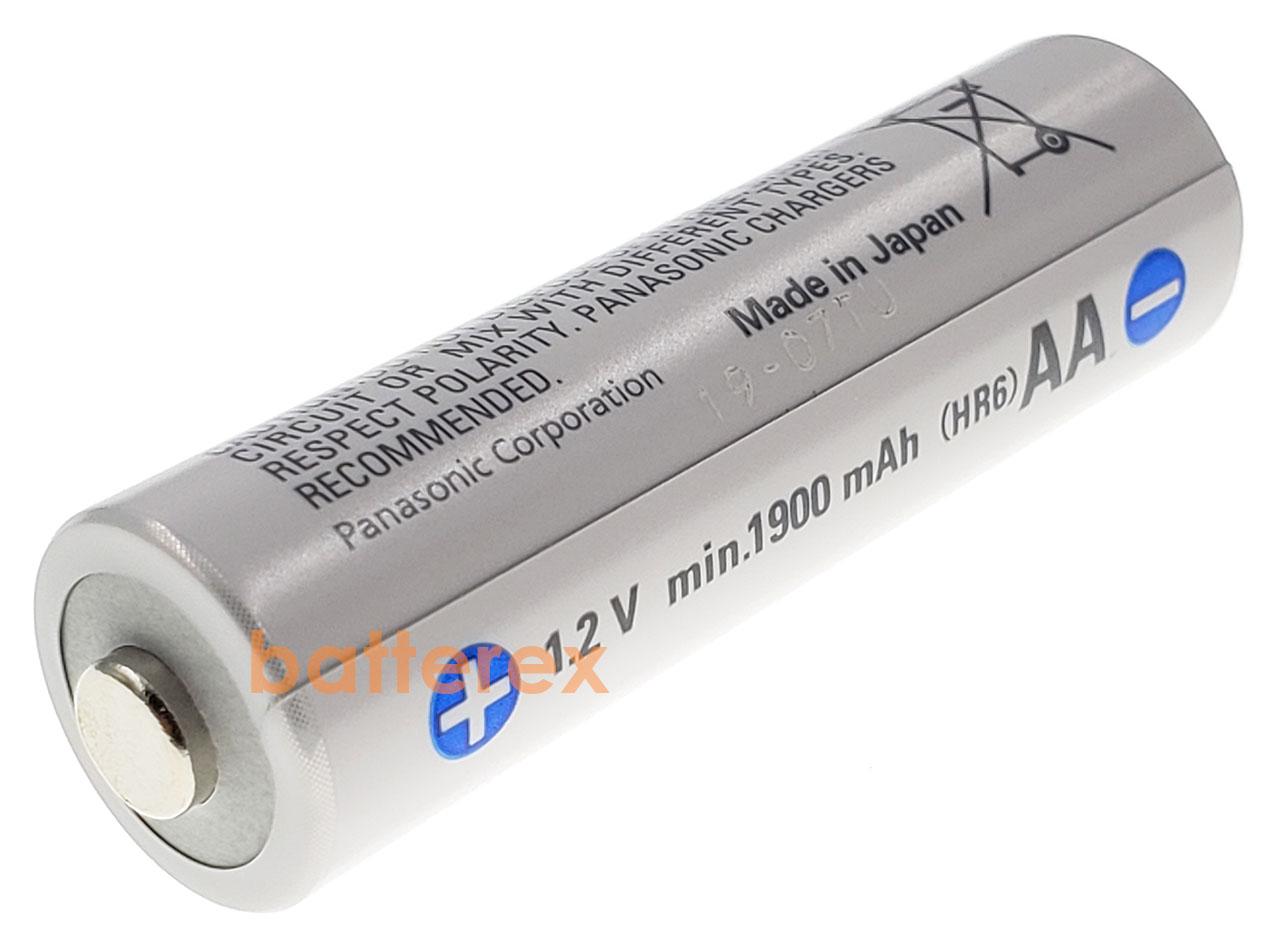 Аккумуляторы АА Panasonic Eneloop 2000 mah