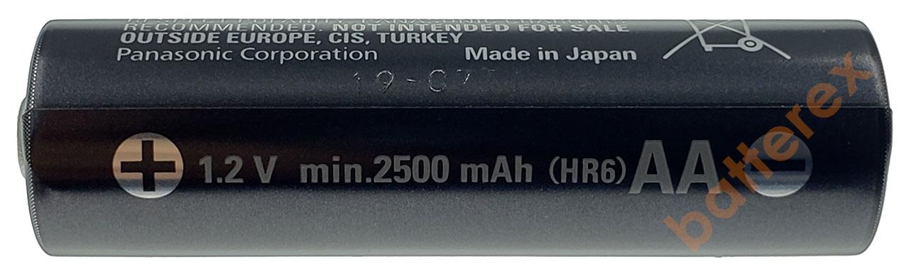 дата производства AA Panasonic Eneloop Pro