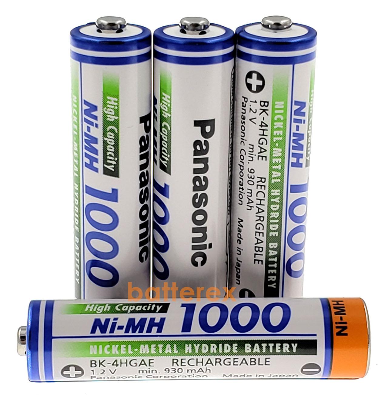 Panasonic 1000 mah