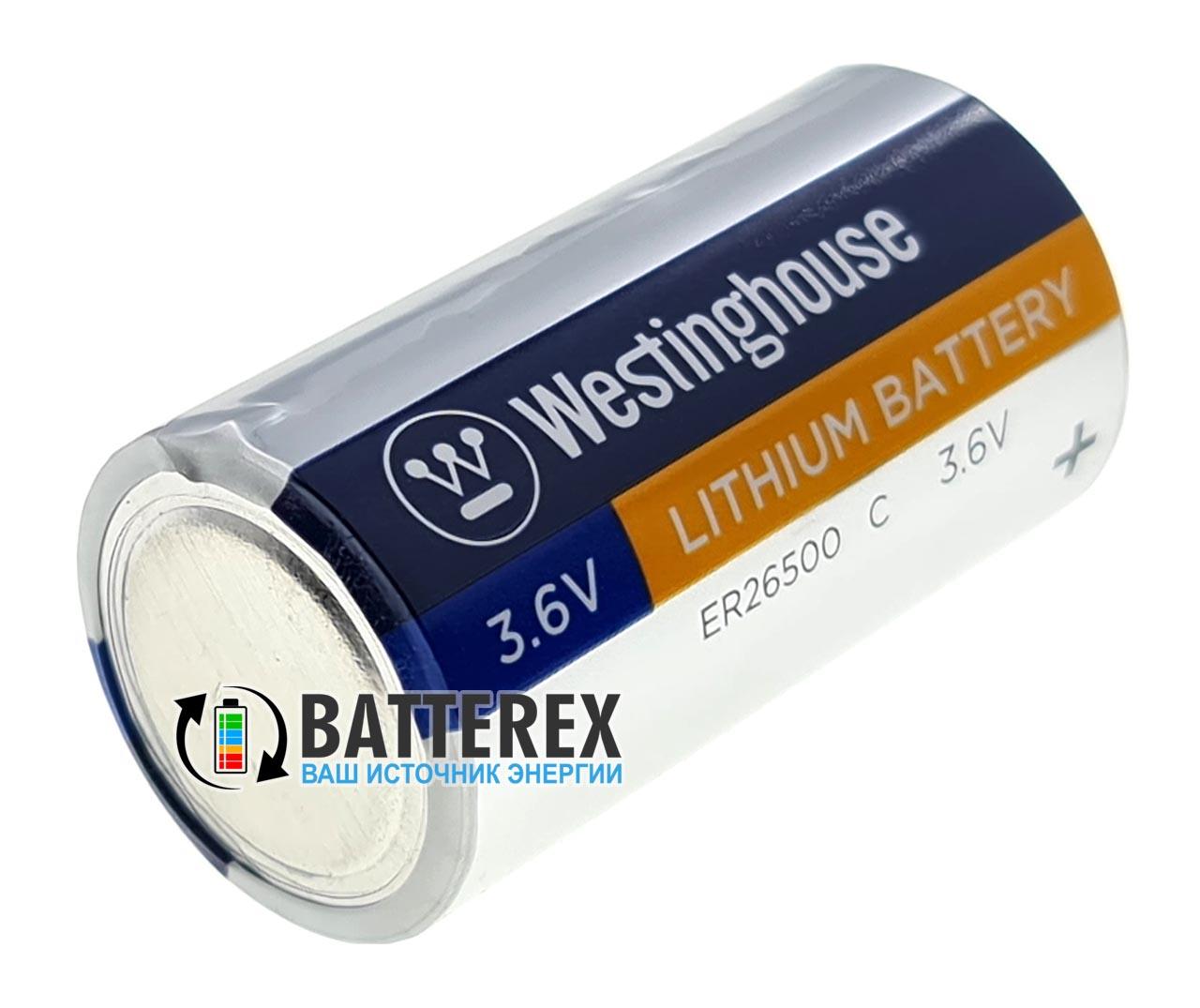ER26500 Westinghouse 3.6V LiSOCl2