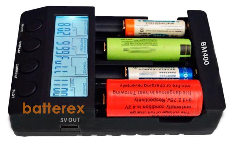 Зарядное устройство Extradigital BM-400 v2.2