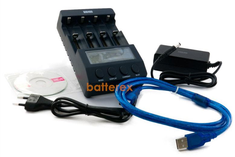 Зарядное устройство Extradigital BM-400