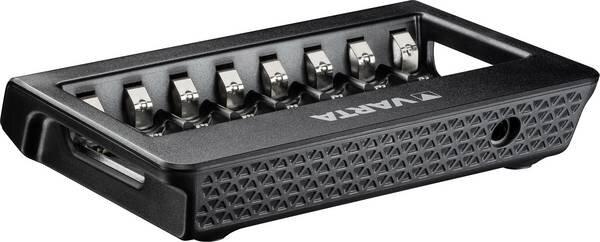 Зарядное устройство Varta LCD Multi Charger Plus на 8 аккумуляторов AA и AAA