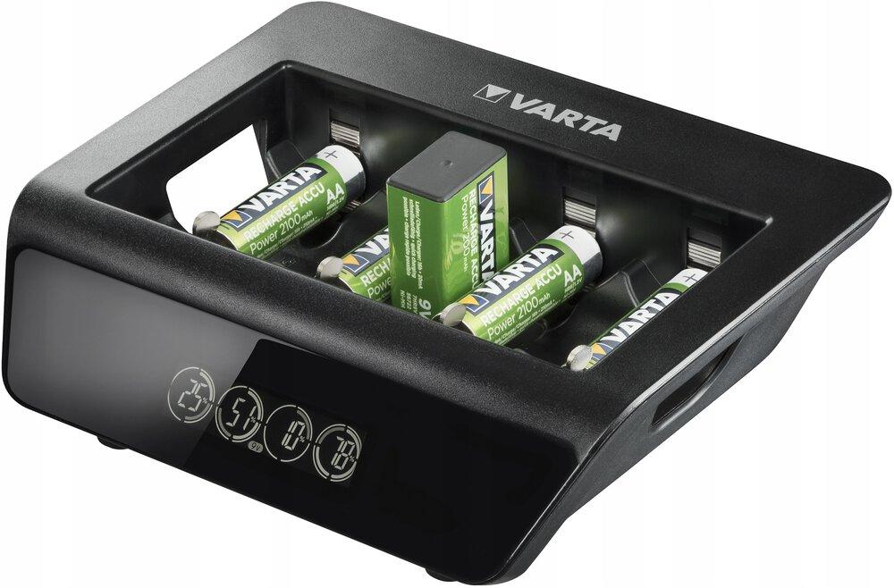 VARTA LCD UNIVERSAL CHARGER PLUS 57688